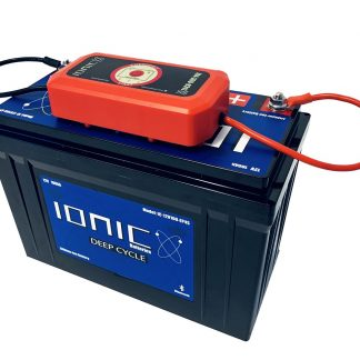 Ionic Lithium Marine Batteries