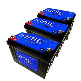 12v/24v-100/125 Ionic Battery Package Deal 4