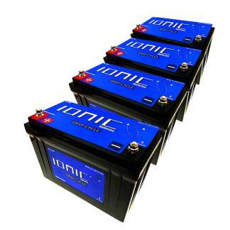 Ionic Batteries